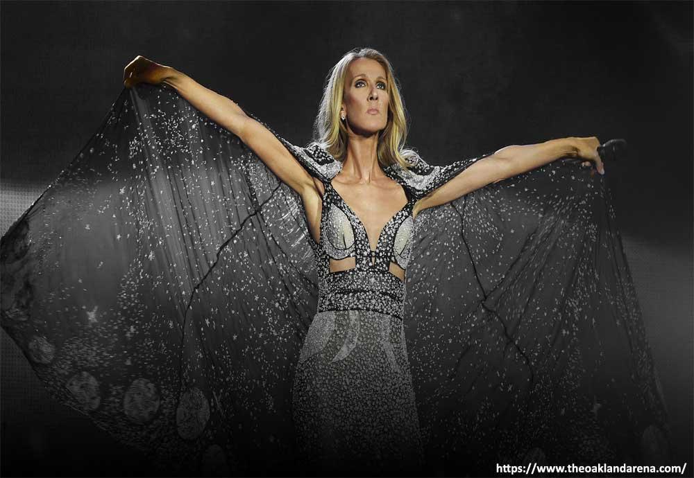 Celine Dion – A Slim Figure