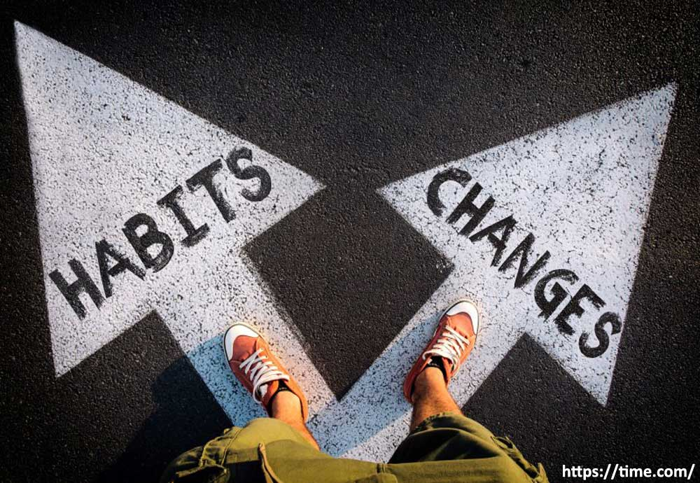 Give Up Your Bad Habit