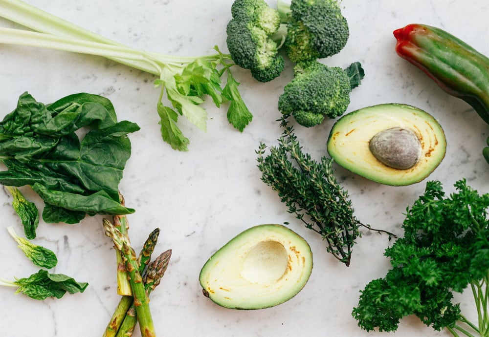 Progesterone Treatments with Foods and Supplements